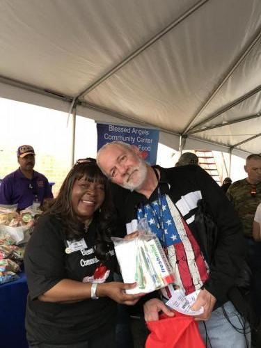 Blessed Angels Homeless Vets 14
