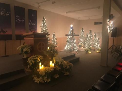 Sutherland Springs First Baptist Church 10
