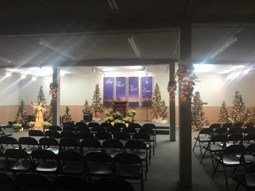 Sutherland Springs First Baptist Church 6